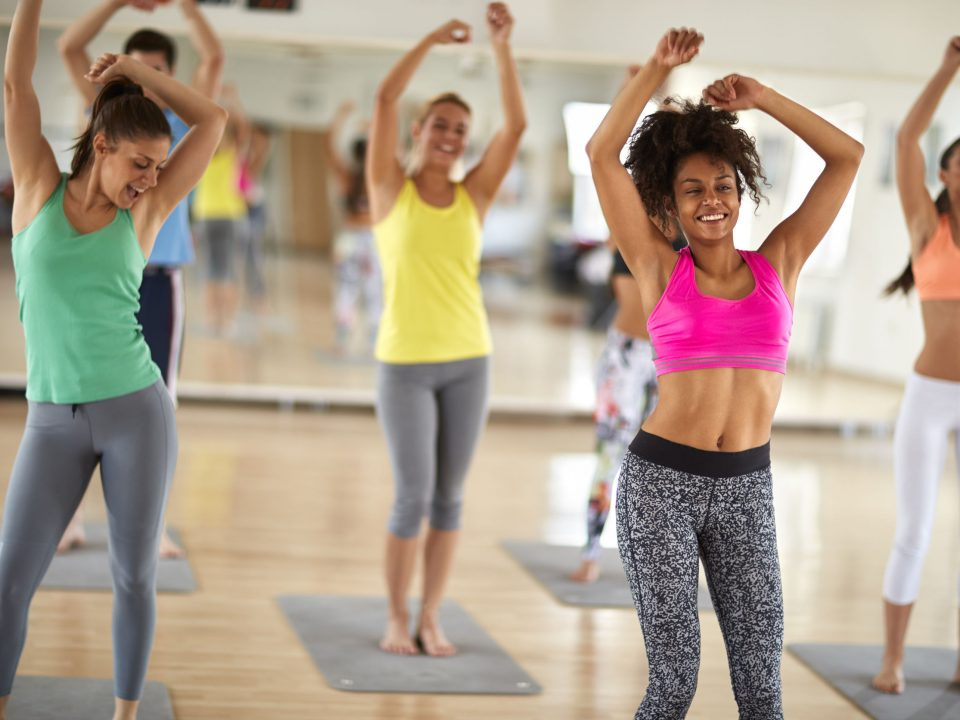 Not only are group fitness classes fun, they're also a great venue for making new friends, a way to keep yourself on schedule and push yourself farther than if you were exercising alone.