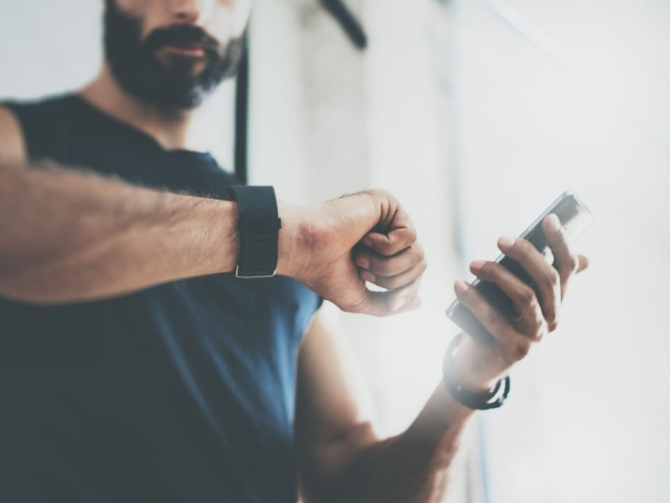 By purchasing a fitness tracker you are committing to achieve some sort of fitness goal, and the purpose of the product is to ensure that you reach that goal.
