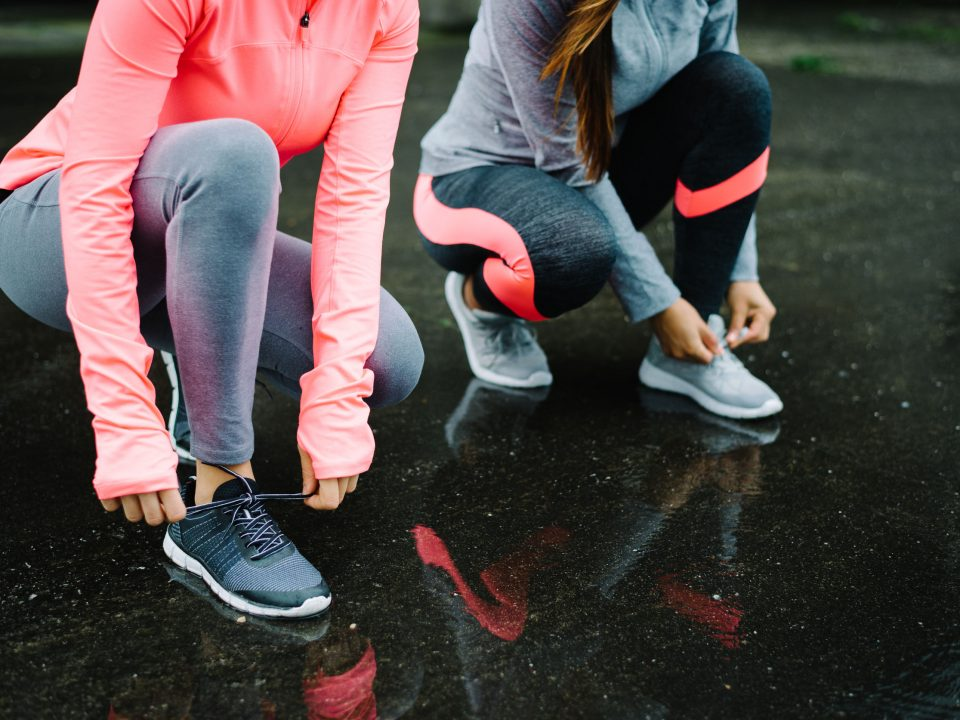 Beat the holiday blues with exercise!