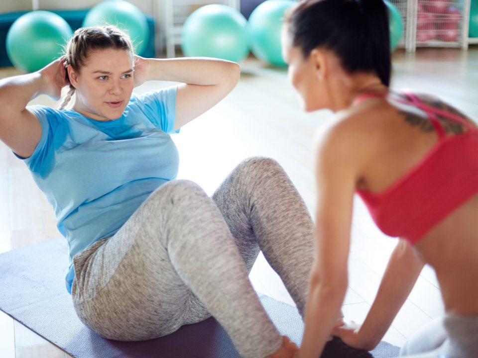 Group fitness classes give you access to experienced instructors who can help you improve your workout and they also keep boredom at bay and provide a social experience for meeting new people.