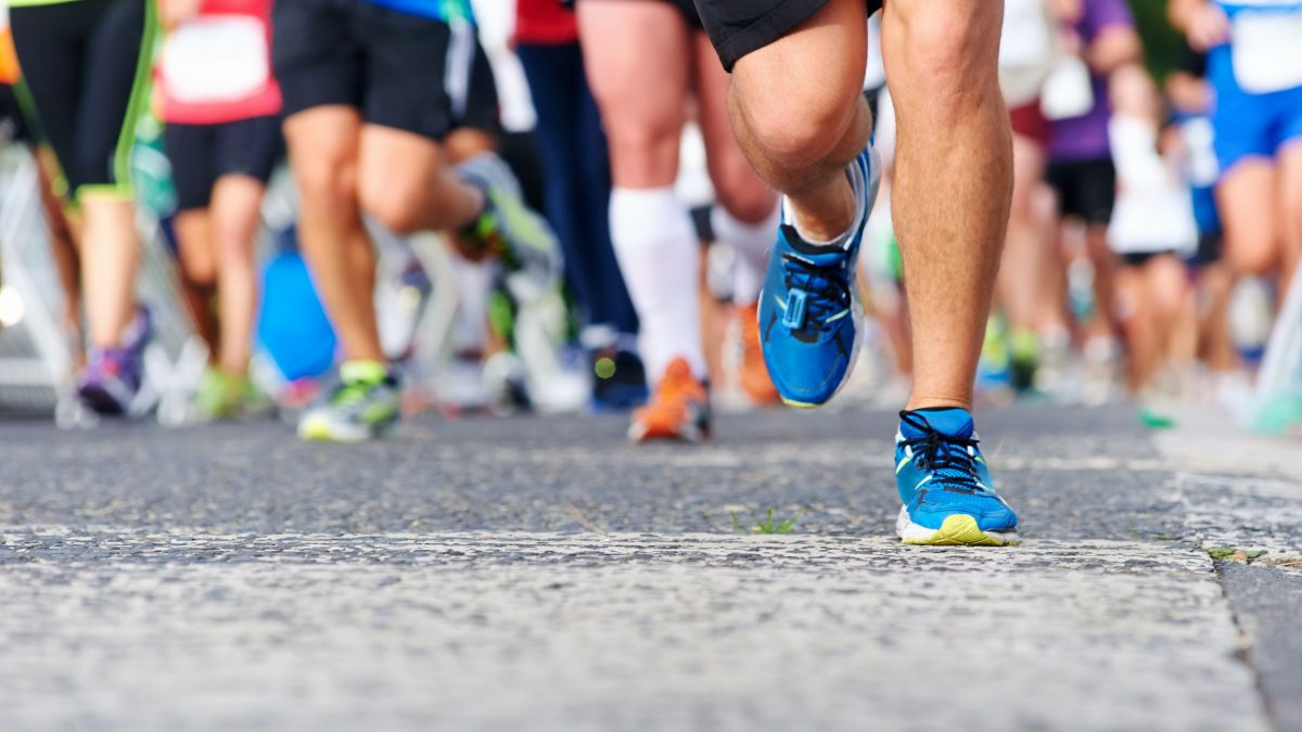 Lace up your sneakers and get your game face on, it's time to tackle your first 5K.