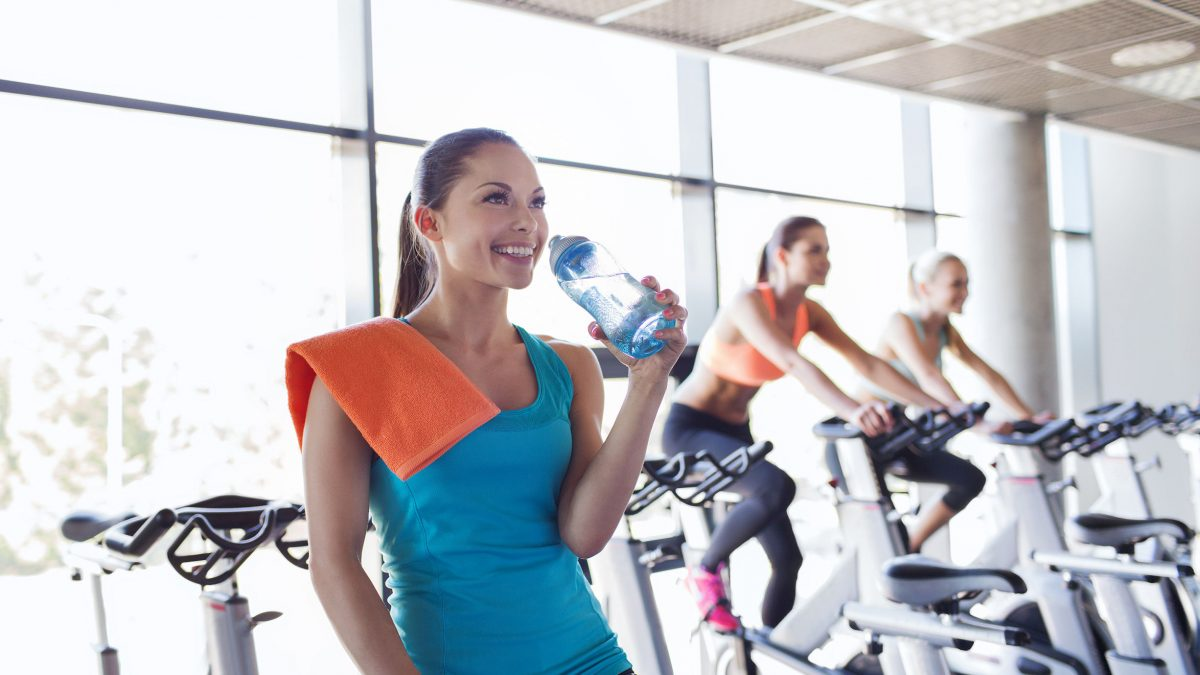 RPM is a safe and fun aerobic workout that combines cycling, music, and motivational coaching to get your heart pumping.