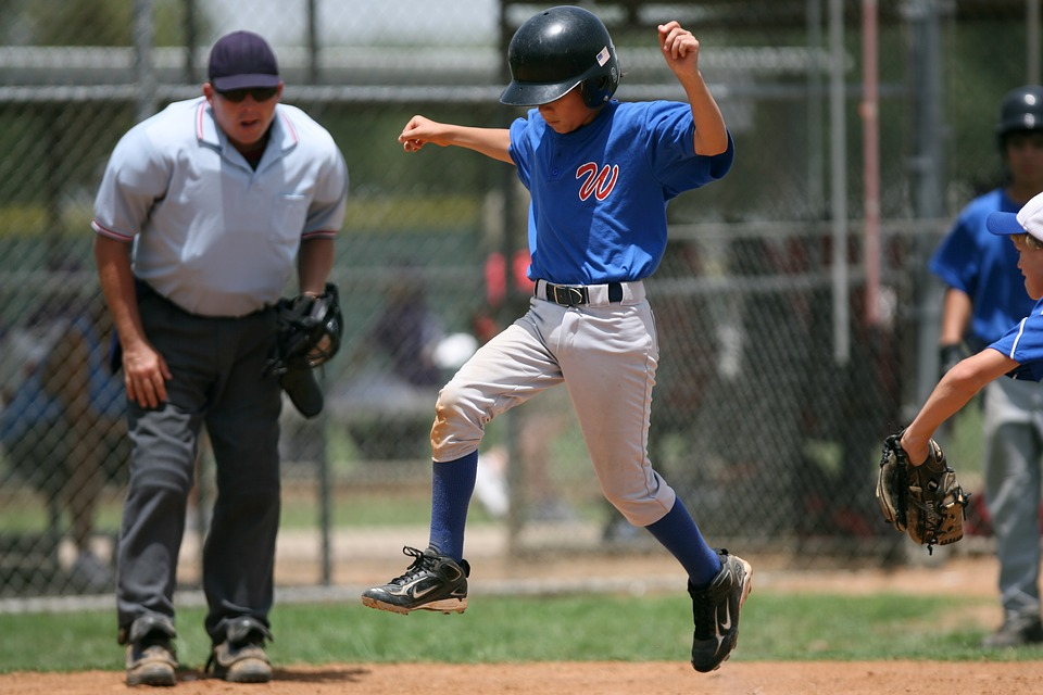 Every child is different but a vast majority of kids love to play sports.