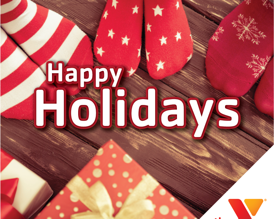 Happy Holidays from all of us at the Lafayette Family YMCA!