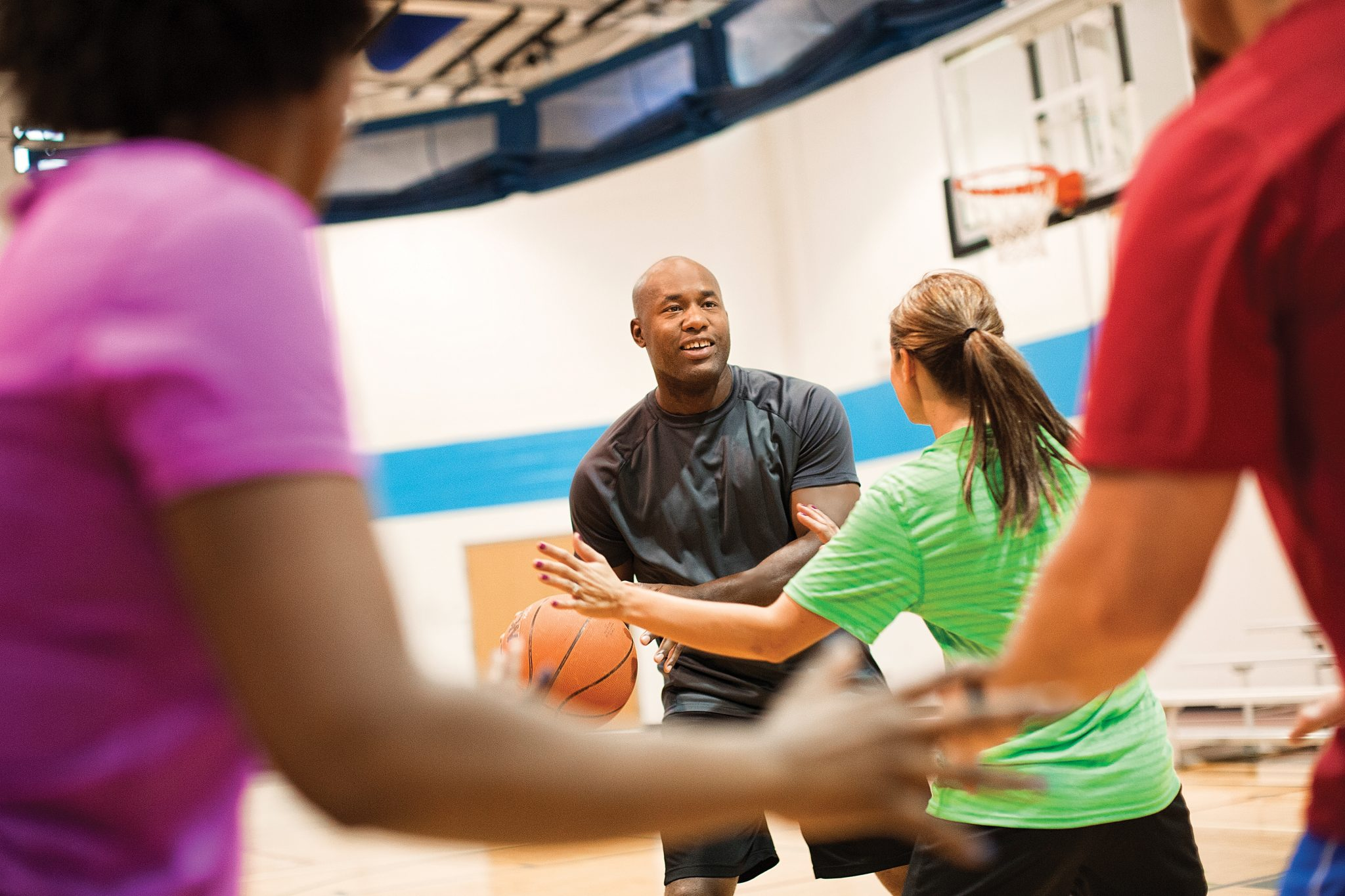 Lafayette Family YMCA | Fitness, Youth Sports, and Childcare