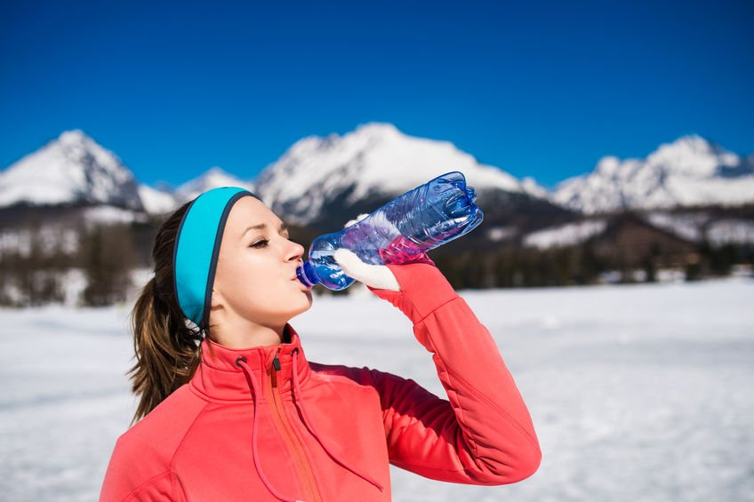 You can safely work out during the winter with helpful tips from the YMCA.