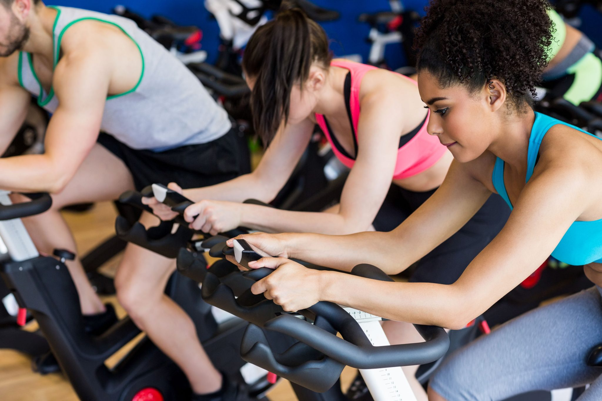 Stay healthy during flu season and keep up your workouts at the Y with these five easy steps.