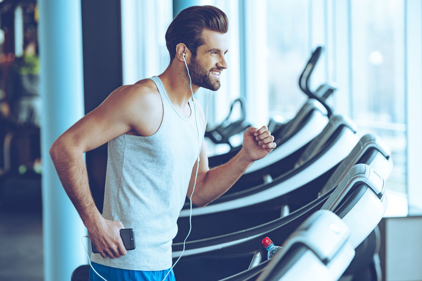 Woman wondering how to get motivated to work out at the gym when she doesn't want to.