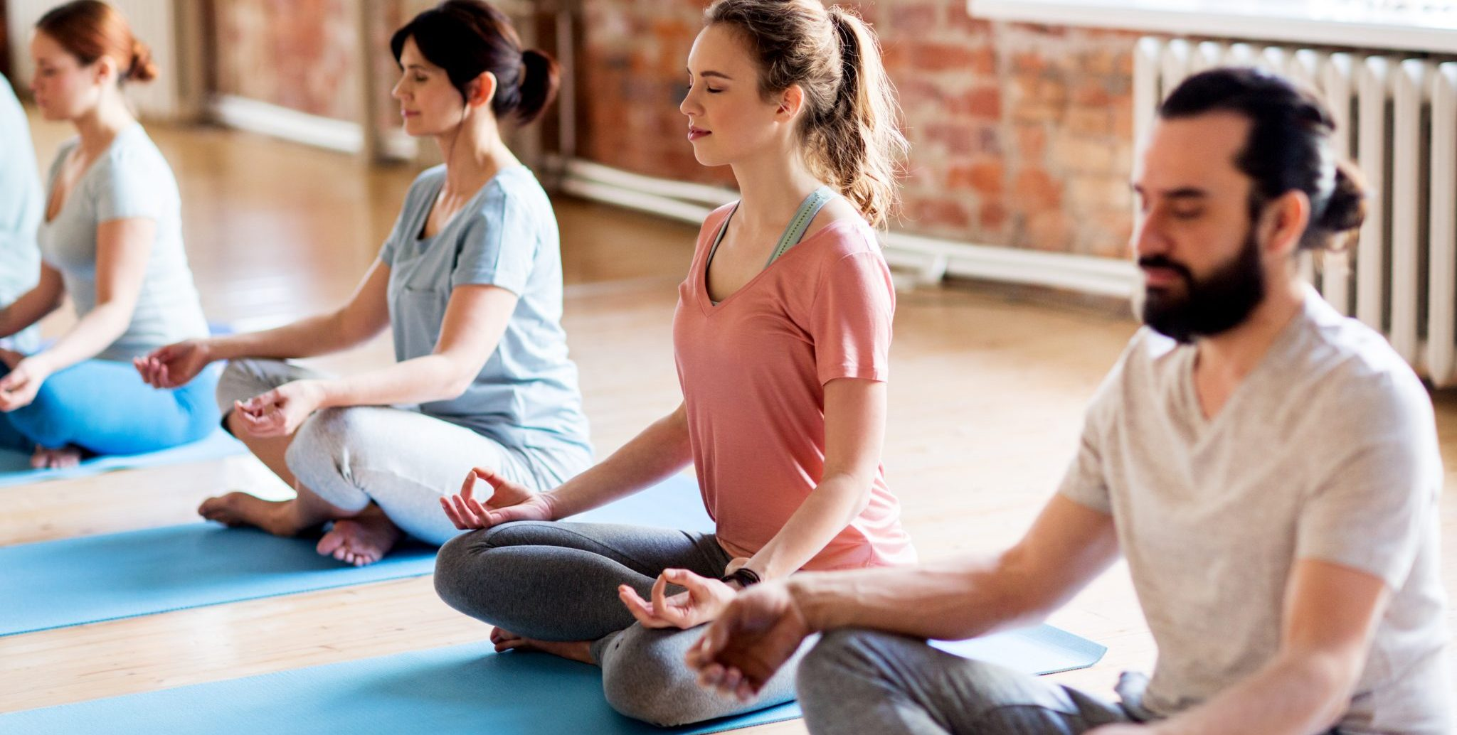 Zen meditation is available at the Lafayette Family YMCA.