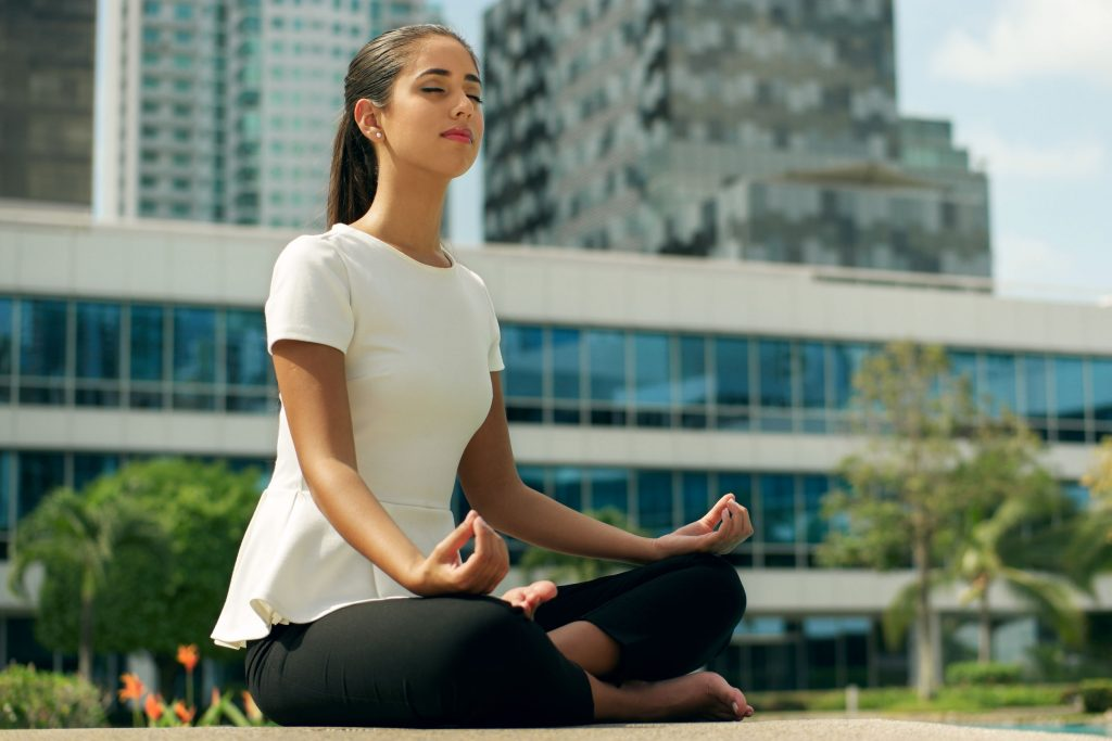 YMCA yoga classes, deep breathing exercises, and other practices can help you find time to meditate daily.
