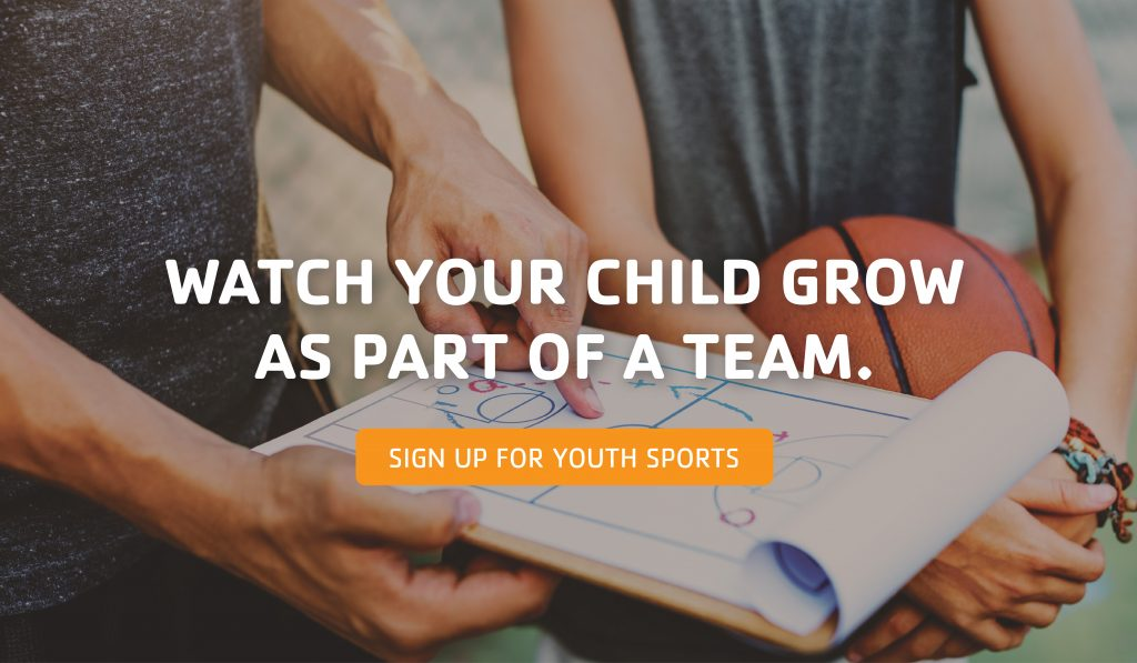 kids growing as part of a team with youth sports