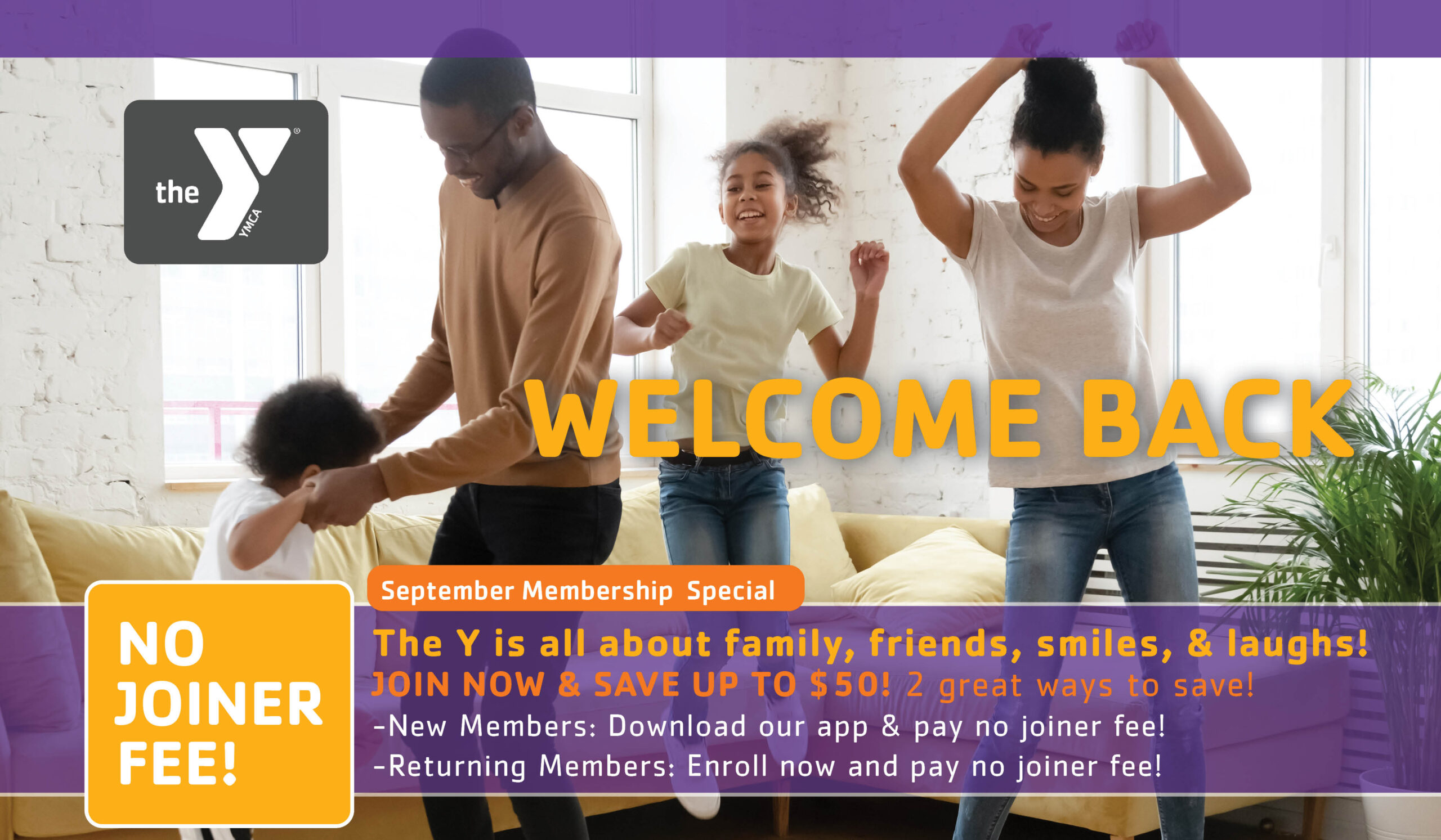Join the Y
